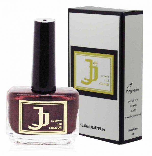 2e215060f67d finga-nails - JJ Custom Colour Burgundy Berry luxury nail enamel