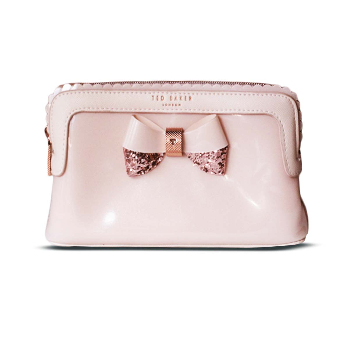 2045c70e21d1 TED BAKER Ardith Cosmetic clutch - finga-nails