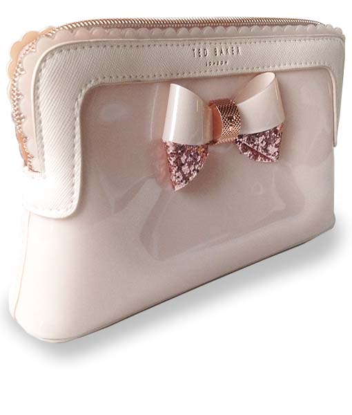 1c0d5f932532 TED BAKER Ardith Cosmetic clutch - finga-nails